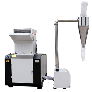 Soundproof Plastic Granulator with Collector